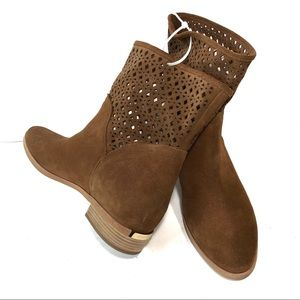 Michael Kors brand new suede boots size 6.5